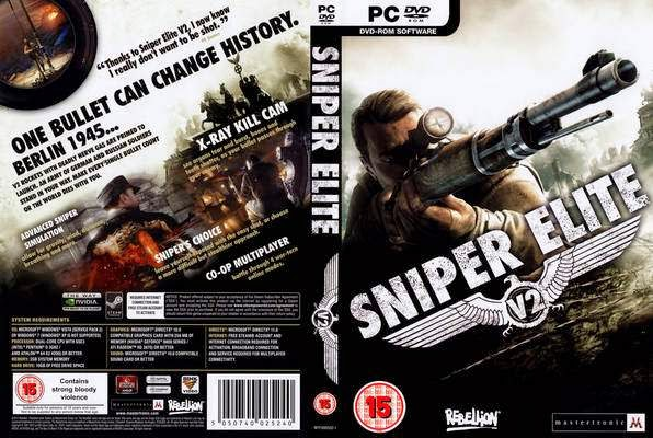 تحميل لعبة sniper elite 2