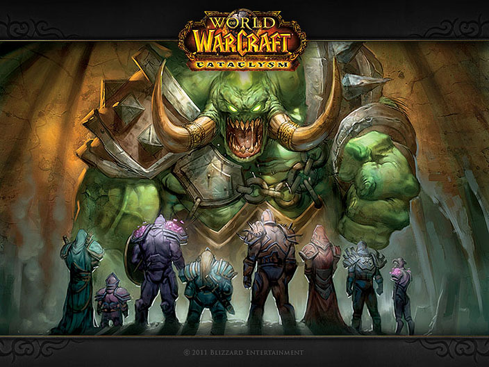 لعبة World of Warcraft وورلد أوف ووركرافت