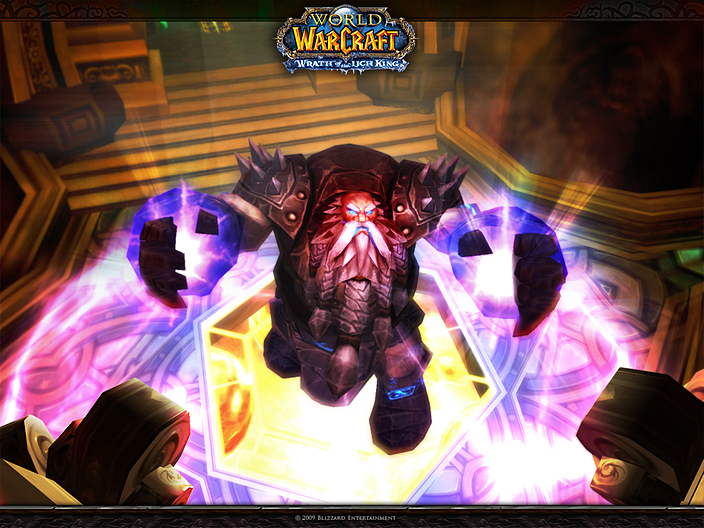 لعبة World of Warcraft وورلد أوف ووركرافت1