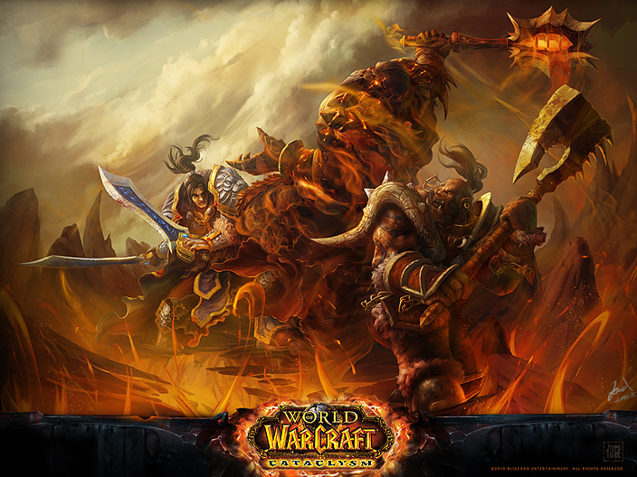 لعبة World of Warcraft وورلد أوف ووركرافت7