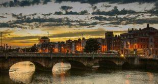 ما هي عاصمة إيرلندا