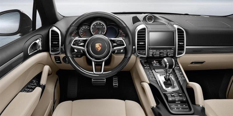 بورش كايين Porsche Cayenne 2017