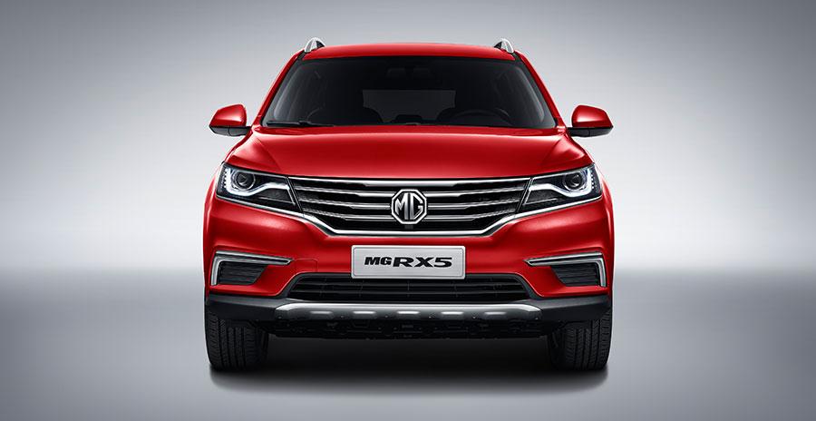 MG RX5 2019