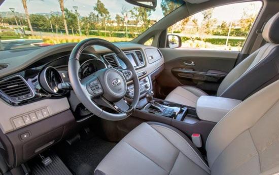 سيارة كيا كارنافال 2020 مميزات وعيوب وأسعار ومواصفات