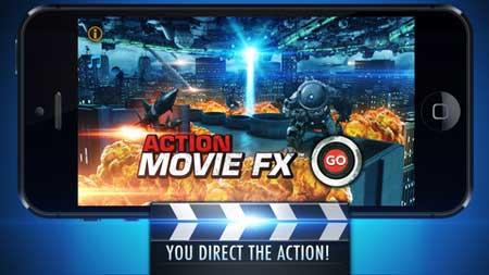 برنامج Action Movie FX