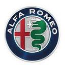لوجو وشعار سيارة الفا روميو