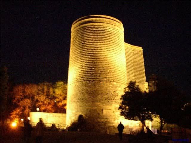 برج العذراء باكو
