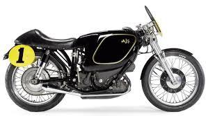 ثاني أغلي دراجة نارية في العالم 2019 1949 E90 AJS Porcupine