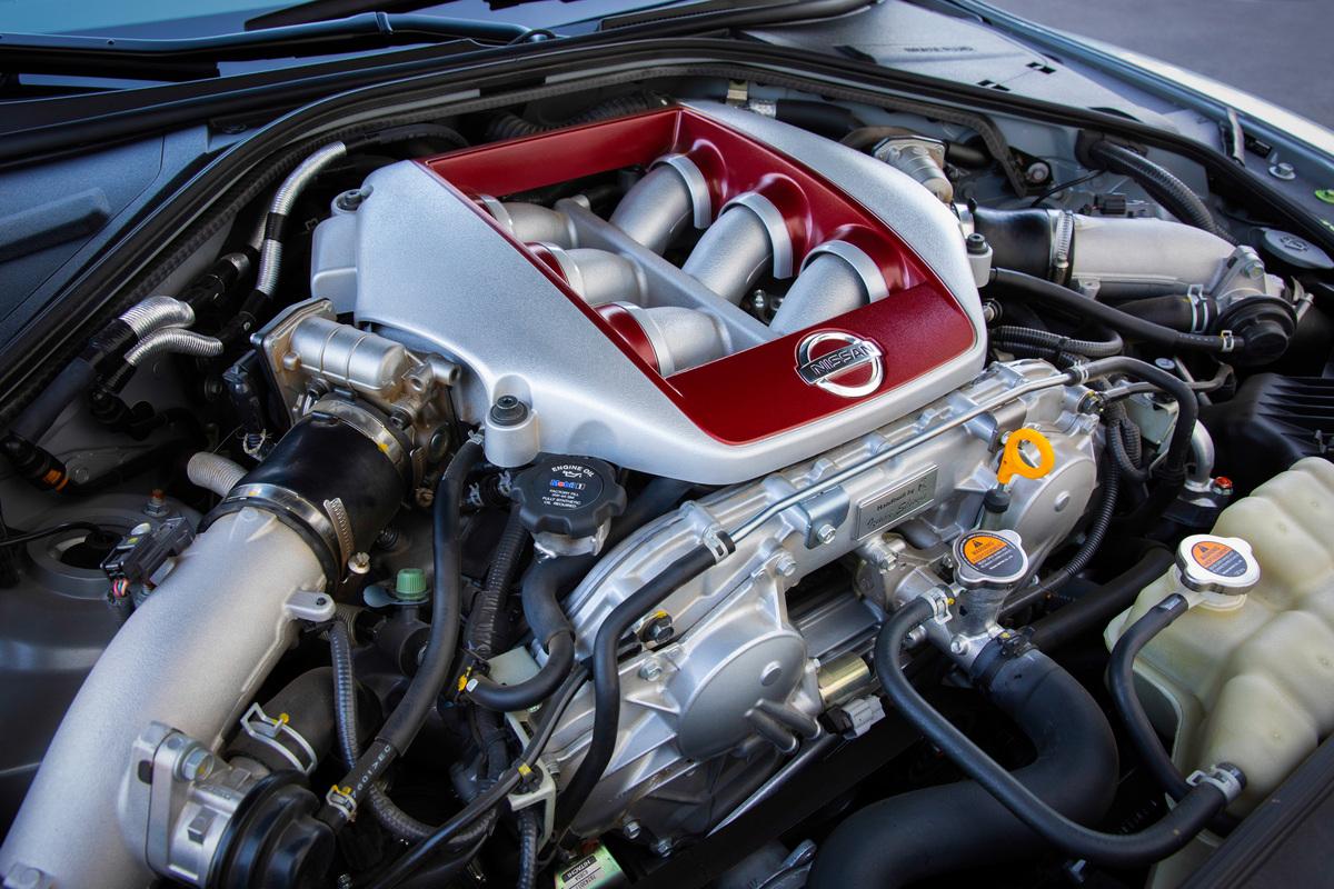 محرك نيسان GT-R