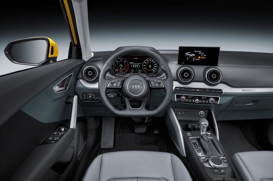 2019 Audi Q2 images - Vehiclenewreport