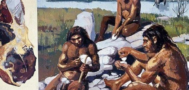 العصر الحجري القديم