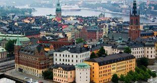 طريقة العمل فى السويد