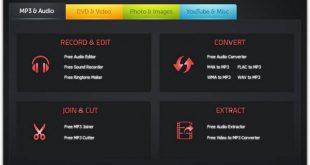 تحميل برنامج Freemore Audio Video Suite افضل برنامج لتحويل صيغ الفيديوهات والموسيقي للكمبيوتر