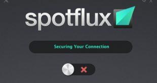 تحميل برنامج Spotflux لإلغاء حجب الموقع المحجوبة