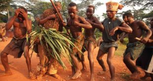 شعب الكاميرون