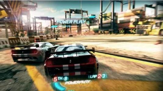 تحميل لعبة سباق السيارات split second للكمبيوتر مجانا
