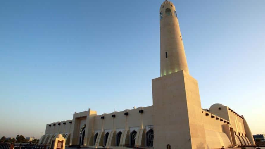 مسجد محمد ابن عبد الوهاب