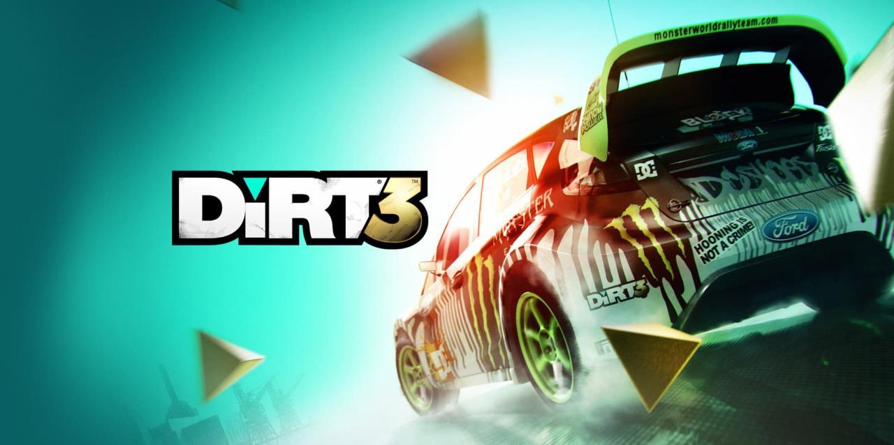 تحميل لعبة سباق السيارات dirt 3 للكمبيوتر