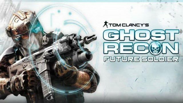 تحميل لعبة التصويب Tom Clancy's Ghost Recon Future Soldier للكمبيوتر