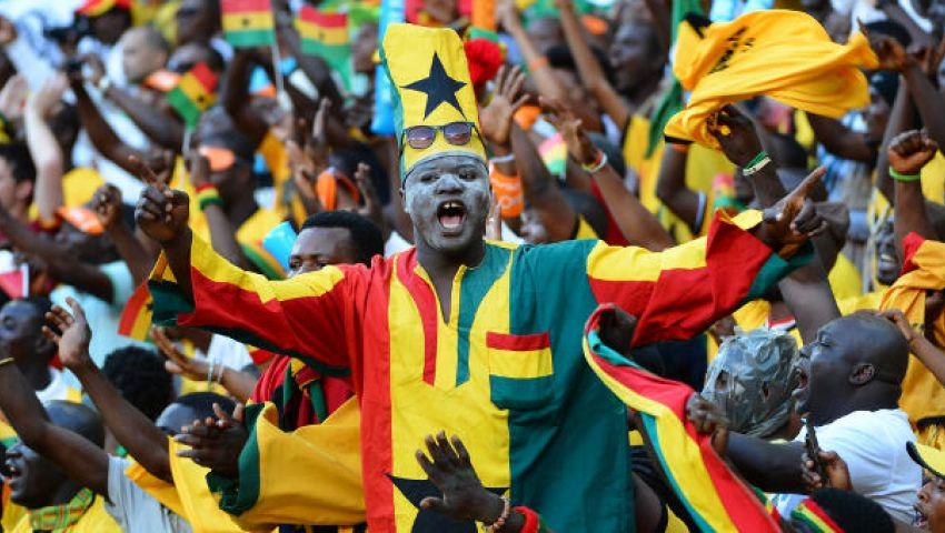 سكان غانا