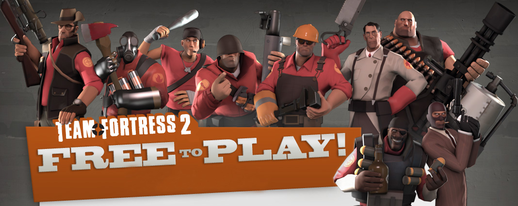 تحميل لعبة Team Fortress 2 تيم فورتريس 2 للكمبيوتر مجانا