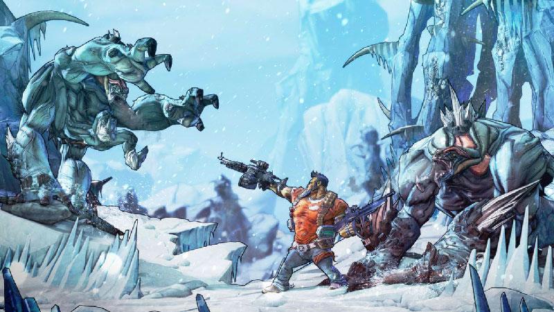 تحميل لعبة القتال والاكشن Borderlands 2 للكمبيوتر