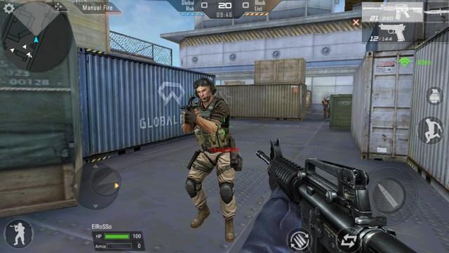 تحميل لعبة القتال والاكشن كروس فاير Crossfire للكمبيوتر اخر اصدار