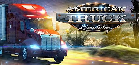 تحميل لعبة محاكاة القيادة American Truck Simulator للكمبيوتر