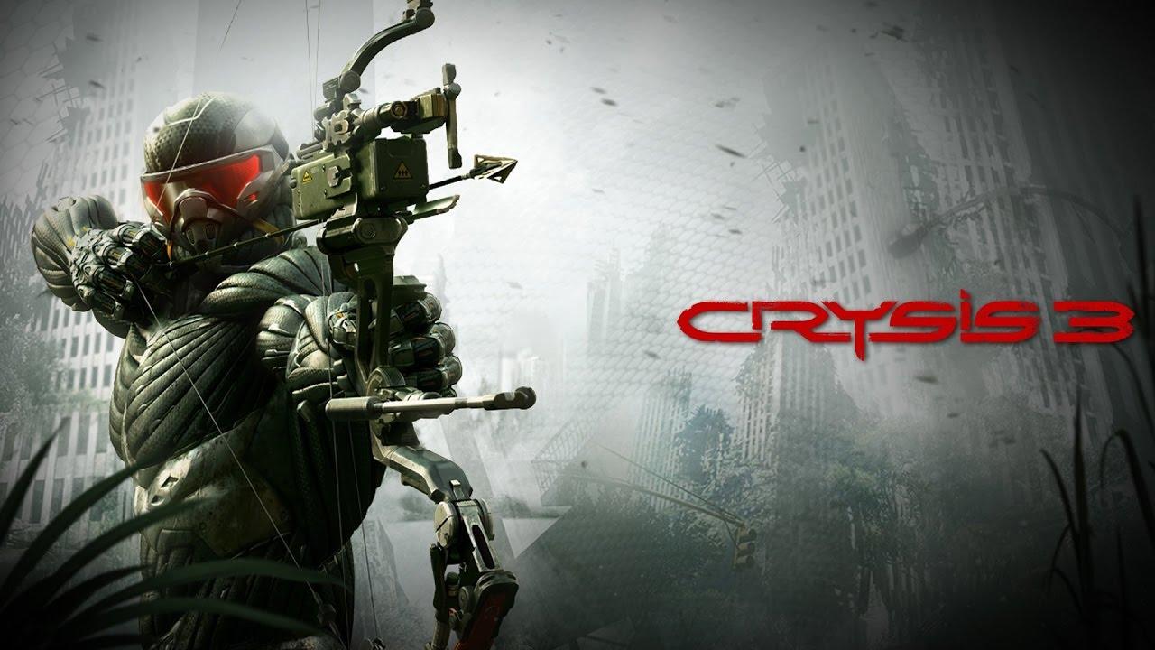 تحميل لعبة التصويب crysis 3 للكمبيوتر اخر اصدار
