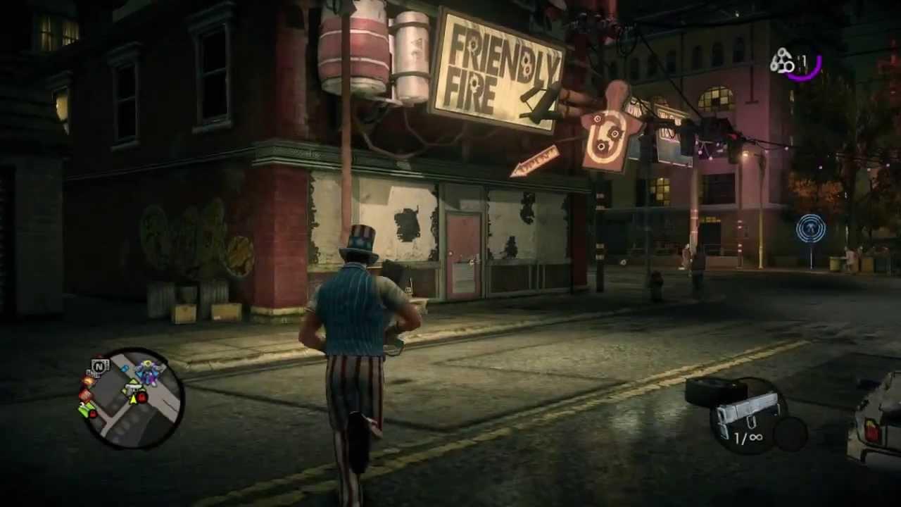 تحميل لعبة Saints Row IV للكمبيوتر الجزء الرابع