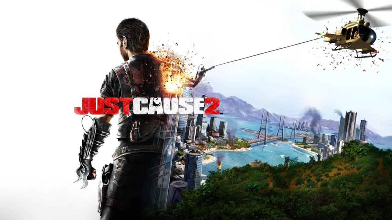 تحميل لعبة just cause 2 الاكشن والخيال العلمي للكمبيوتر الجزء الثانى