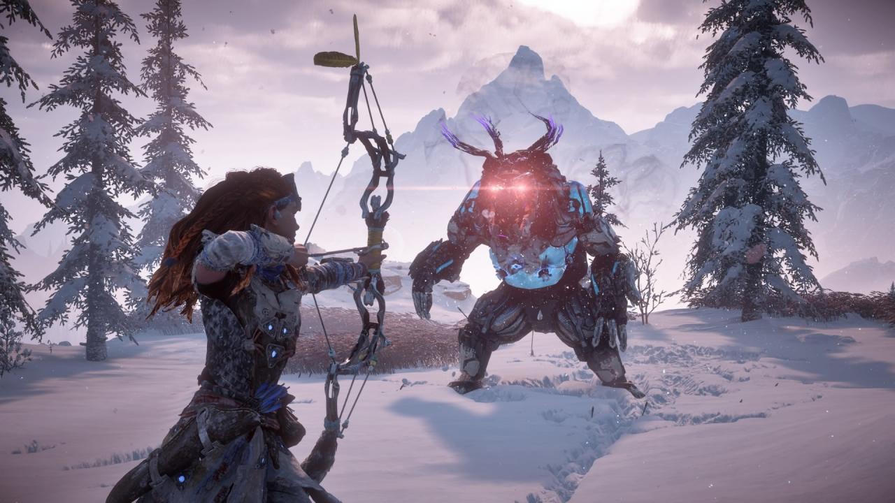 تحميل لعبة Horizon Zero Dawn الاكشن والمغامرات للكمبيوتر
