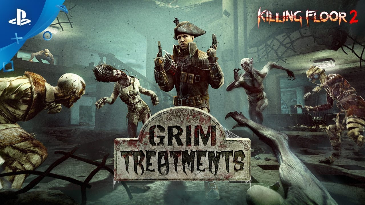 تحميل لعبة قتال الزومبي Killing Floor 2 للكمبيوتر الجزء الثانى