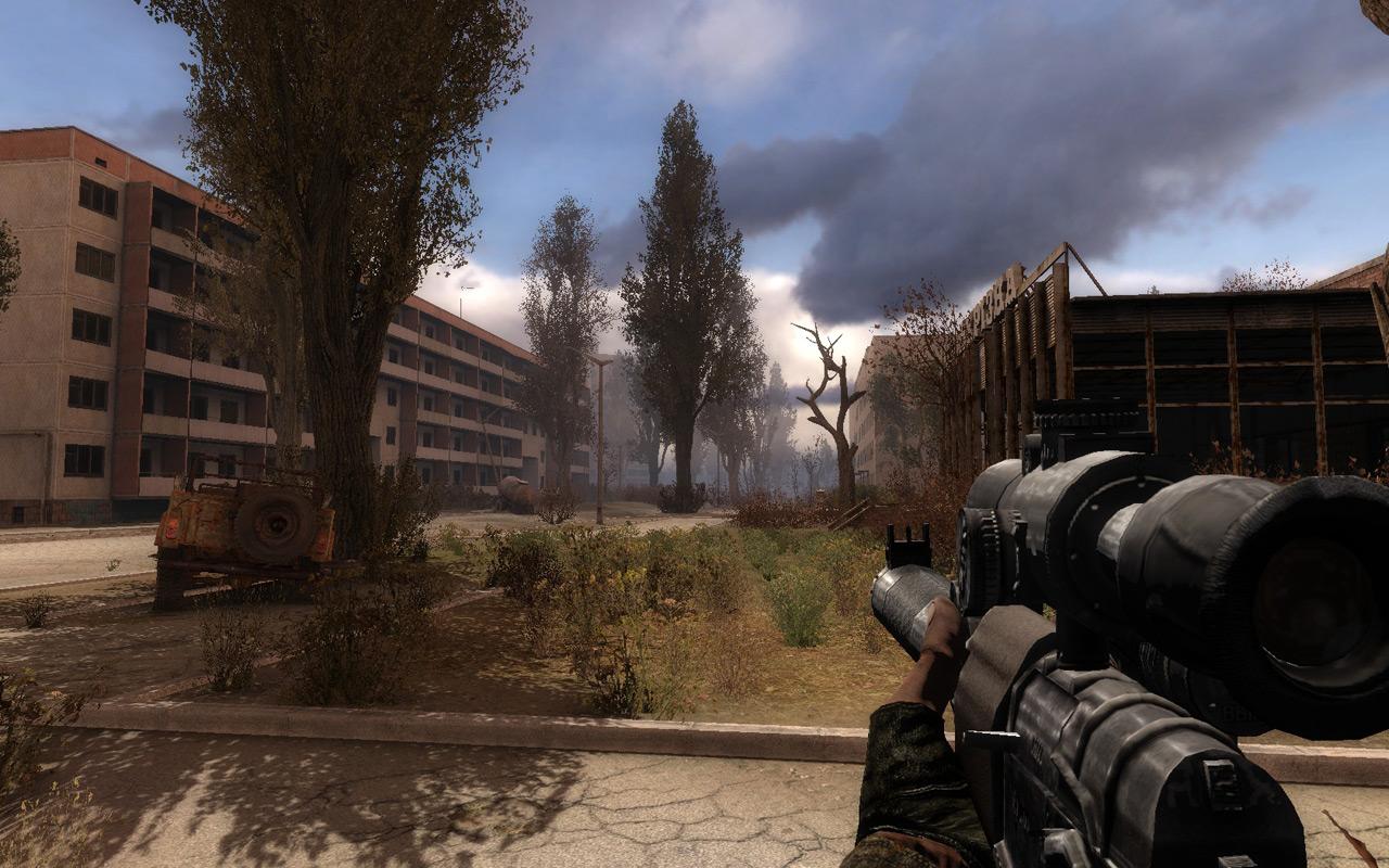 تحميل لعبة اطلاق النار S.T.A.L.K.E.R.: Call of Pripyat للكمبيوتر