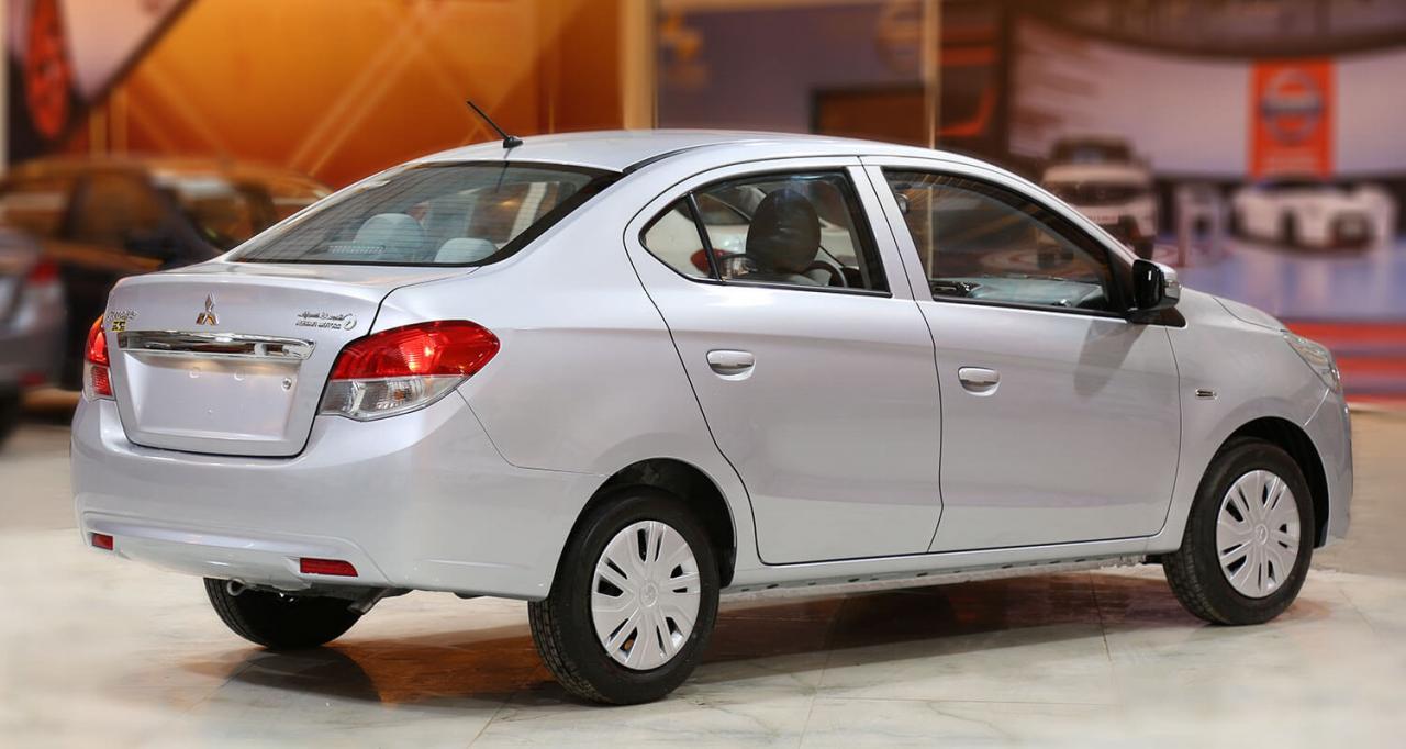 مجموعة صالح للسيارات - ميتسوبيشي اتراج GLX 2020