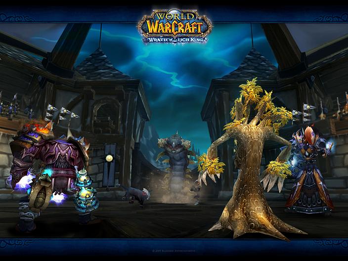 لعبة World of Warcraft وورلد أوف ووركرافت2