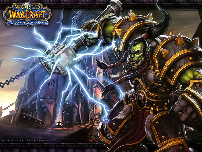 لعبة World of Warcraft وورلد أوف ووركرافت3