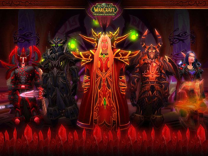 لعبة World of Warcraft وورلد أوف ووركرافت4