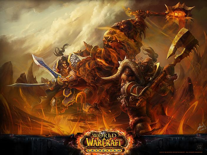 لعبة World of Warcraft وورلد أوف ووركرافت7