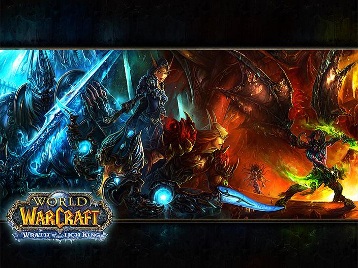 لعبة World of Warcraft وورلد أوف ووركرافت8