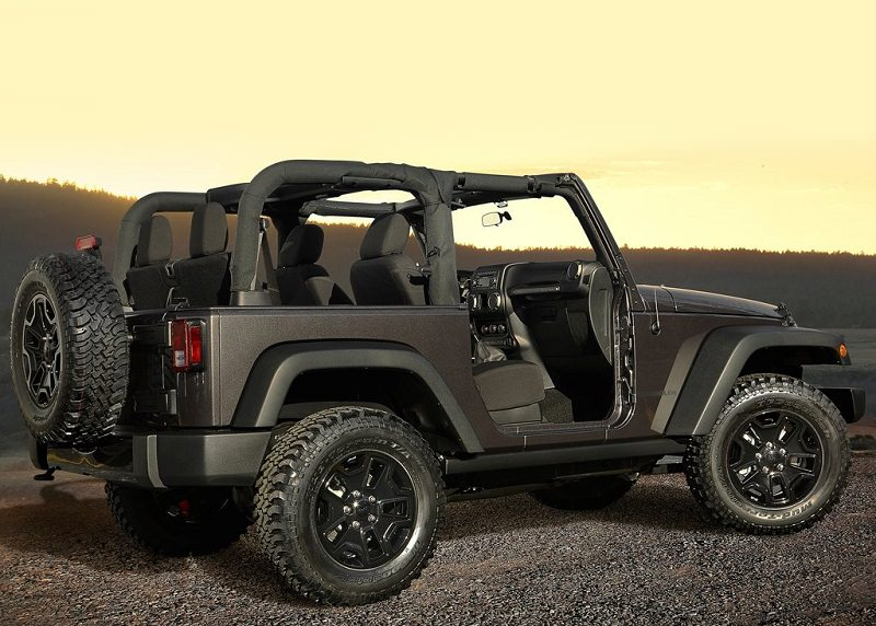 جيب رانجلر jeep wrangler 2017