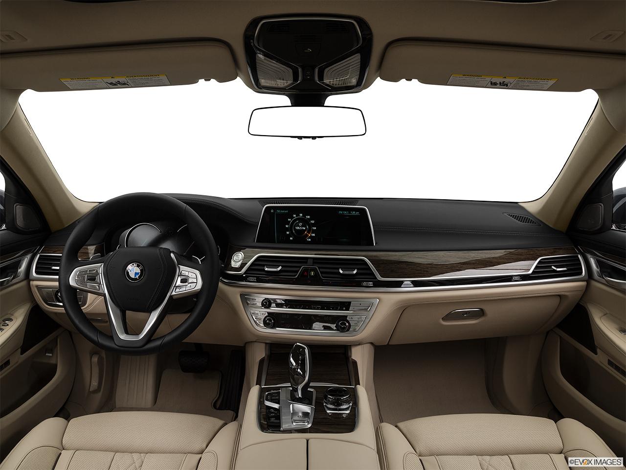 بي ام دبليو BMW 740LI 2017
