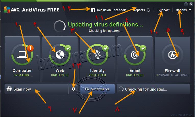 AVG AntiVirus Free 7