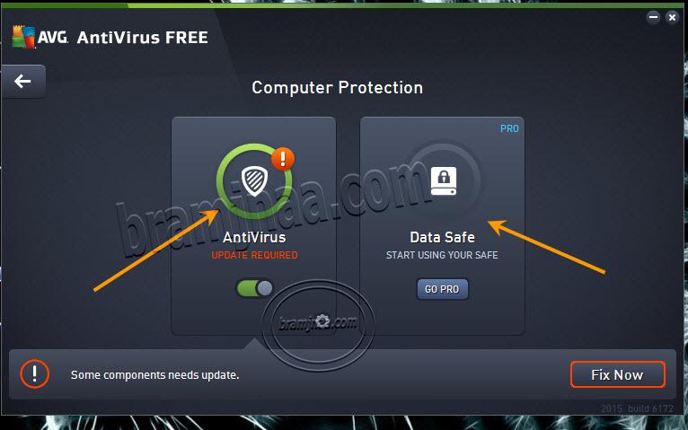 AVG AntiVirus Free 8