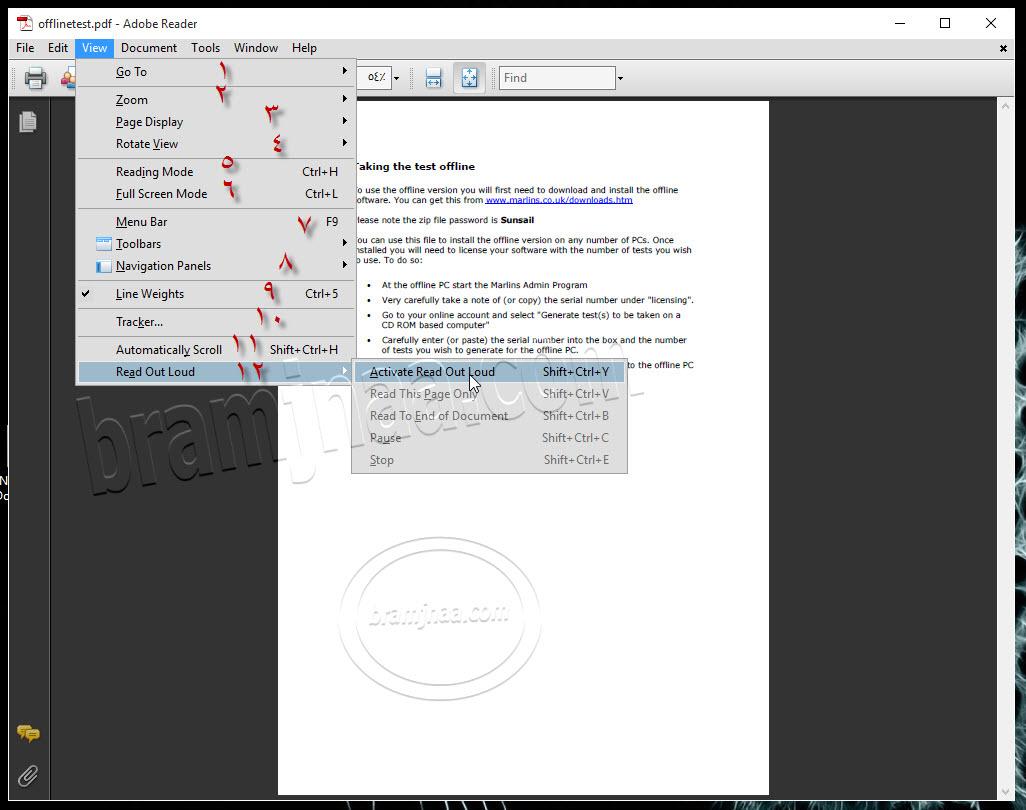 Adobe Reader 7