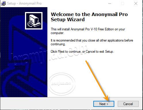 Anonymail Pro 2