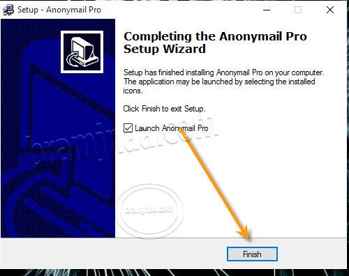 Anonymail Pro 8