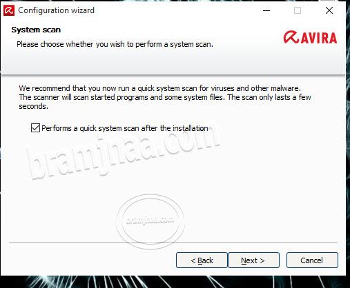Avira Free Antivirus 11