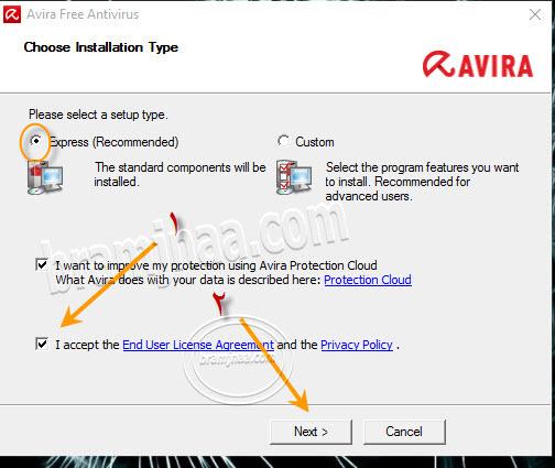 Avira Free Antivirus 2