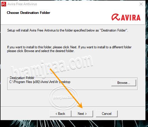Avira Free Antivirus 3